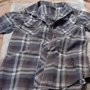 Boys helix shirt